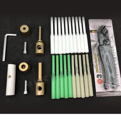 定做PPR水管管道修補工具維修神器補漏補孔熱熔器熔接模頭膠棒修補器