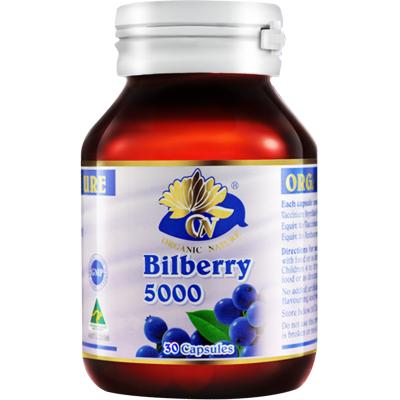 澳至尊(AUSupreme) 蓝莓精华素 30片剂/罐装 缓解视疲劳 澳大利亚原装进口