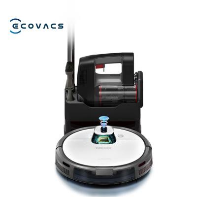 科沃斯地寶DJ35+COB01掃地機器人吸塵器智能家用超薄全自動洗擦地機拖地自動清掃
