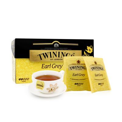 Twinings川宁 英国豪门伯爵红茶茶叶 进口英式红茶包 袋泡茶 50g