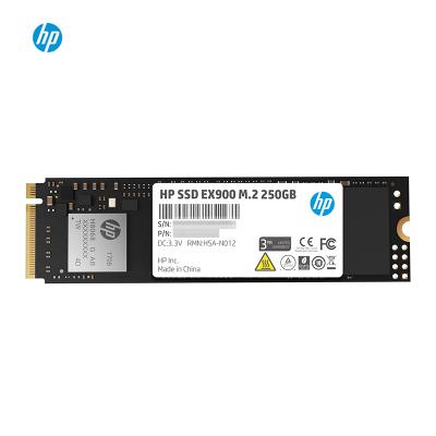 惠普(HP) EX900系列 250G M.2接口 NVME 台式组装机笔记本电脑SSD固态硬盘