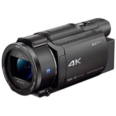 索尼(SONY) FDR-AX60(存儲卡+攝像機包)4K數碼攝像機 約829萬像素 3英寸屏