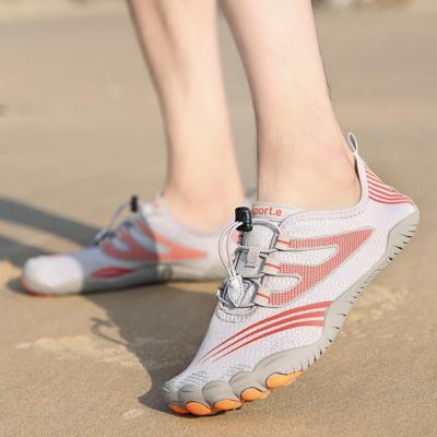 希度情侣骑行鞋登山涉水鞋男溯溪鞋女沙滩鞋雨水鞋健身瑜伽运动凉鞋户外速干鞋