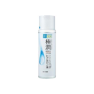 ROHTO乐敦 肌研极润玻尿酸保湿补水化妆水 滋润型170ml 保湿修护