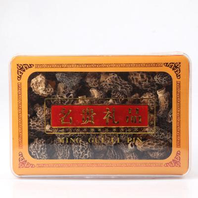 藍の靈 羊肚菌100克 干貨高原菌新鮮羊肚菇燉湯羊蘑菇