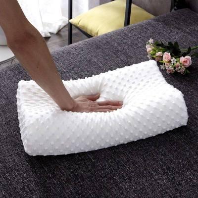 【含枕套】天然記憶枕頸椎修失眠成人保健枕頭枕芯護頸枕