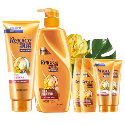 Rejoice Oil Care 750 Shampoo + 400 Essence (Free Shampoo 80ml*2+ Essence 80ml*2)