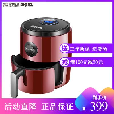 2020新品韓國DKINZ空氣炸鍋家用大容量無油煙電炸鍋薯條機智能炸鍋HIC-AF-8062
