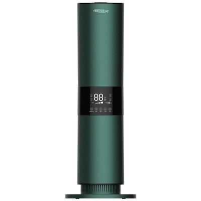 美國舒樂氏(SOLEUSAIR)加濕器家用除菌凈化落地式上加水5.5L大容量大霧量負離子加濕靜音恒濕 智能遙控UV殺菌款