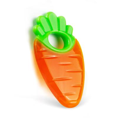 愛樂寶 嬰兒硅膠牙膠 寶寶安撫奶嘴玩具 兒童磨牙棒 咬咬膠 水果樂