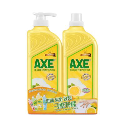 斧頭牌(AXE)檸檬護膚洗潔精1.18kg*2