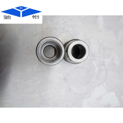 定做 CY離心機配件 分離設備 75型連接螺母 304不銹鋼材料