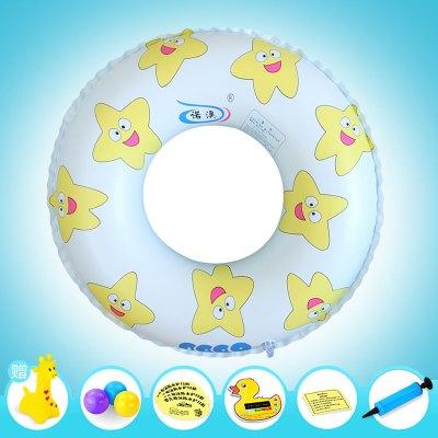 诺澳宝宝儿童游泳圈 浮圈 充气圈 救生圈50cm适合2-4岁宝宝