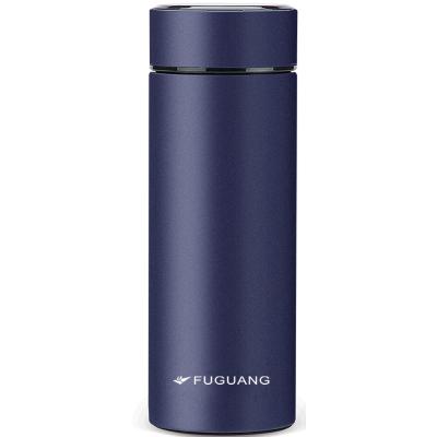 富光(FGA)保温杯男女士直身真空茶杯不锈钢便携水杯子刻字定制logo