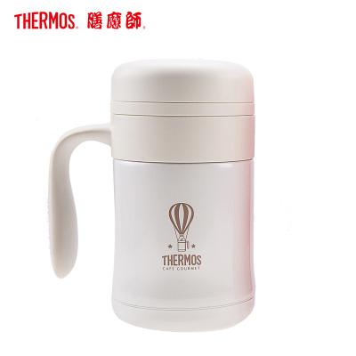 TRITAN брэндийн халуунаа барьдаг аяга TCMG-370 WH