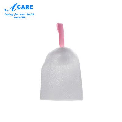 acare艾呵 起泡网洗面奶搓手工香皂打泡器泡沫洁面肥皂网泡袋子洗脸部专用小号1个