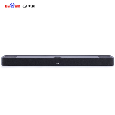 小度电视伴侣(有源音箱)小度在家电视版 智能音箱 电视盒子 Soundbar三合一