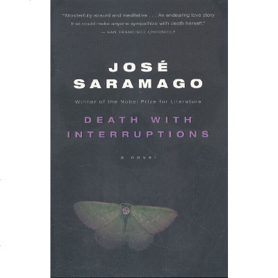 1005DeathwithInterruptions(ISBN=9780547247885)英文原版
