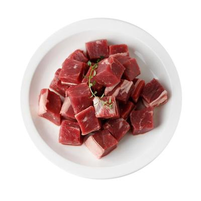 科尔沁 速冻牛肉 牛腩块 国产 内蒙古牛肉 袋装 1000g