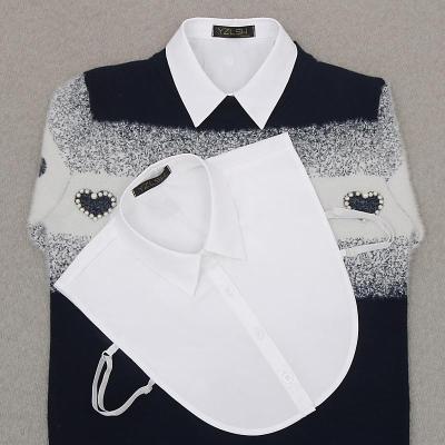 假领子士假领假领子假衬衣领春季韩国装饰