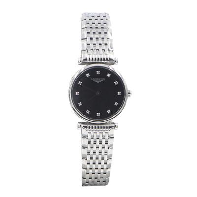 【二手95新】浪琴LONGINES優雅系列L4.209.4.58.6女表石英奢侈品鐘手表腕表