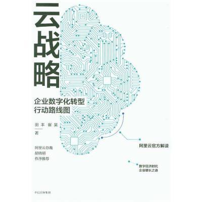 云戰略-企業數字化轉型行動路線圖