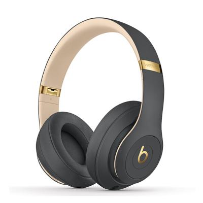 【二手95新】Beats Studio3 Wireless魔音录音师3代 蓝牙无线降噪耳机魅影灰 95新