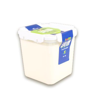 【产地直发】天润(TERUN)新疆酸奶低温1kg桶装润康老酸奶2斤装新鲜日期*2桶