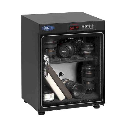 思锐(SIRUI)HC-50 电子防潮箱 中型干燥箱防潮柜 单开门 数码防潮箱