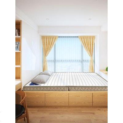 枳记家 塌塌踏踏榻榻米折叠床垫子订制定做尺寸家用加厚冬夏两用