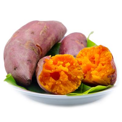 福建六鳌红心小番薯 地瓜 2.5斤小果(偶件数发)