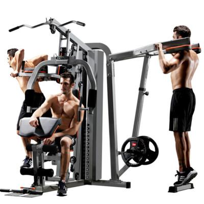 綜合訓練器JX-DS929大型家用多功能健身器材三人站力量健身器運動組合套裝