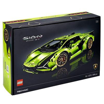 【8月新品】LEGO樂高機械系列蘭博基尼跑車 42115拼插積木玩具