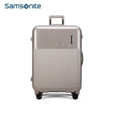 新秀麗(samsonite)萬向輪拉桿箱 旅行箱密碼行李箱 飛機輪硬箱 男女20/25/28 登機箱DK7