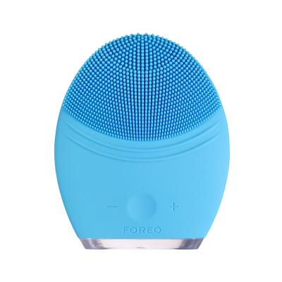 【潔面黑科技】斐珞爾(FOREO)LUNA 2 PRO 露娜2代PRO升級凈透緩齡肌膚進階高端潔面儀器 藍色深層清潔