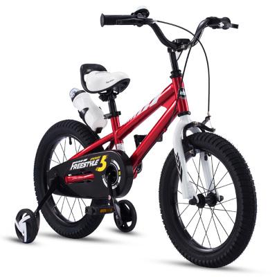 預售付款后5天內發貨優貝表演車第五代兒童自行車3-6歲寶寶腳踏車2-6-7-8-9-10歲童車男女單車生日禮物