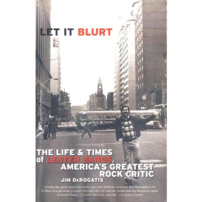 LET IT BLURT(ISBN=9780767905091) 英文原版