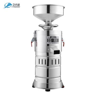 飞天鼠 豆浆机商用电动石磨全自动大型容量家用小型磨浆机155型
