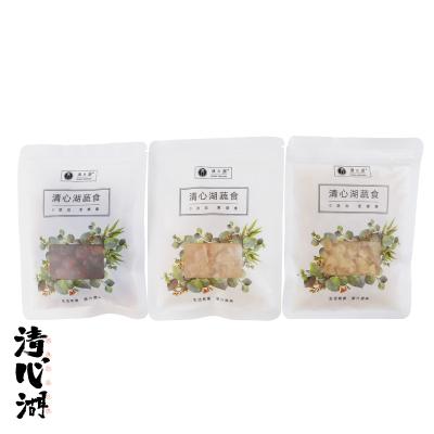 清心湖雪燕桃胶皂角米袋装组合220g/3包 营养滋补品不硫熏不抛光植物素食胶原