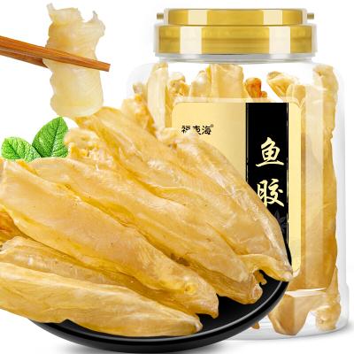 福東海 魚膠花膠 魚肚魚鰾 黃花魚膠 花膠干筒 魚膠100G 罐裝