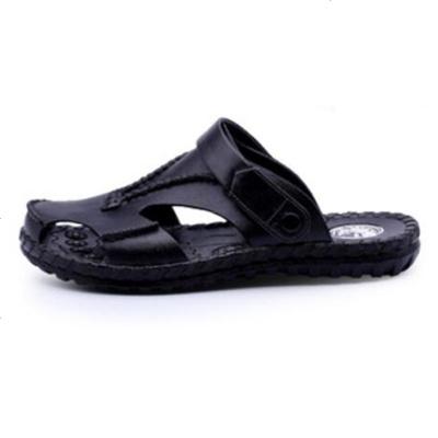 回力涼鞋男士沙灘鞋休閑百搭涼拖鞋防滑耐磨包頭涼鞋子男