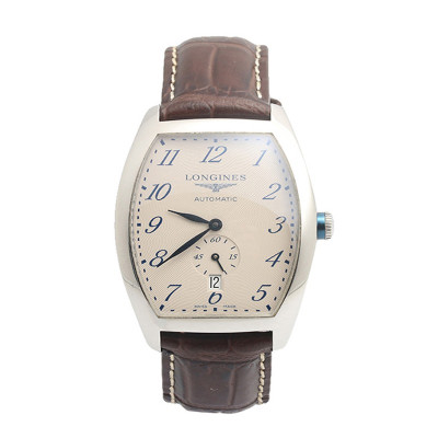 【二手95新】浪琴LONGINES制表傳統系列L2.642.4.73.4男表自動機械奢侈品鐘手表腕表