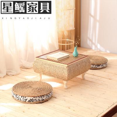 茶桌家用小茶台飘窗小茶几炕上小桌子榻榻米功夫茶桌小型阳台桌