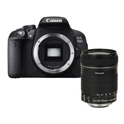 【二手95新】Canon/佳能 EOS 700D +18-135mm 佳能入門單反相機套機