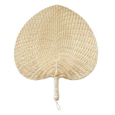 蒲扇子夏季扇草編扇手搖扇納涼驅蚊大蒲扇-加強風力升級款一把