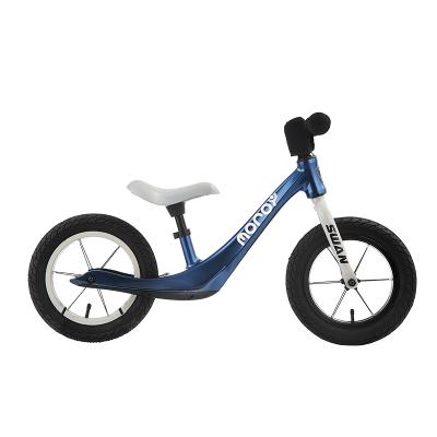 荟智(whiz bebe)儿童平衡车滑步车3-6岁儿童滑行车自行车无脚踏单童车12寸HP1216-F