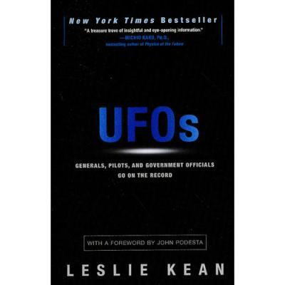 UFOS(ISBN=9780307717085) 英文原版