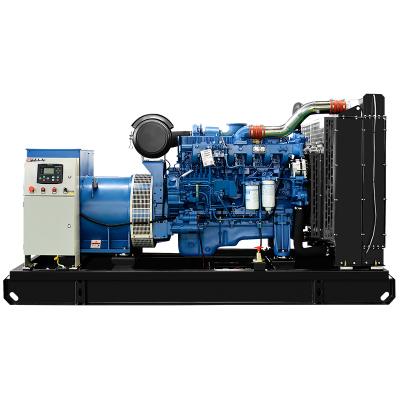 250kw玉柴柴油發電機組 玉柴股份原廠無刷發電機三相380V 250千瓦