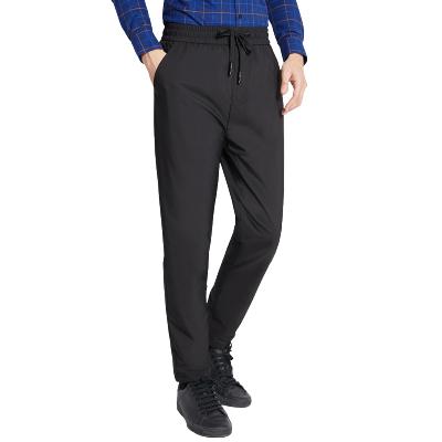 红豆相思鸟(xiangsiniao)秋冬新品男士羽绒西裤休闲裤白鸭绒90%含绒量保暖品质百搭羽绒裤