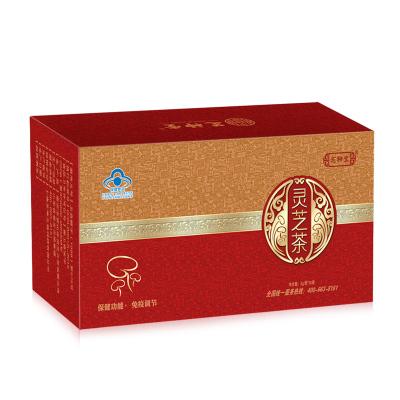 芝神堂 灵芝茶袋泡茶30袋装一盒